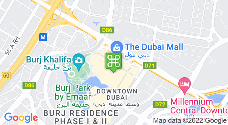 The Dubai Mall – Shops, Location Map, Hotels, Restaurants