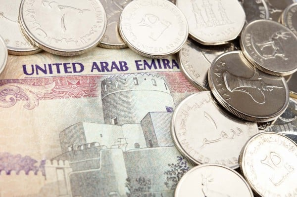 Dubai Money - Notes and Coins
