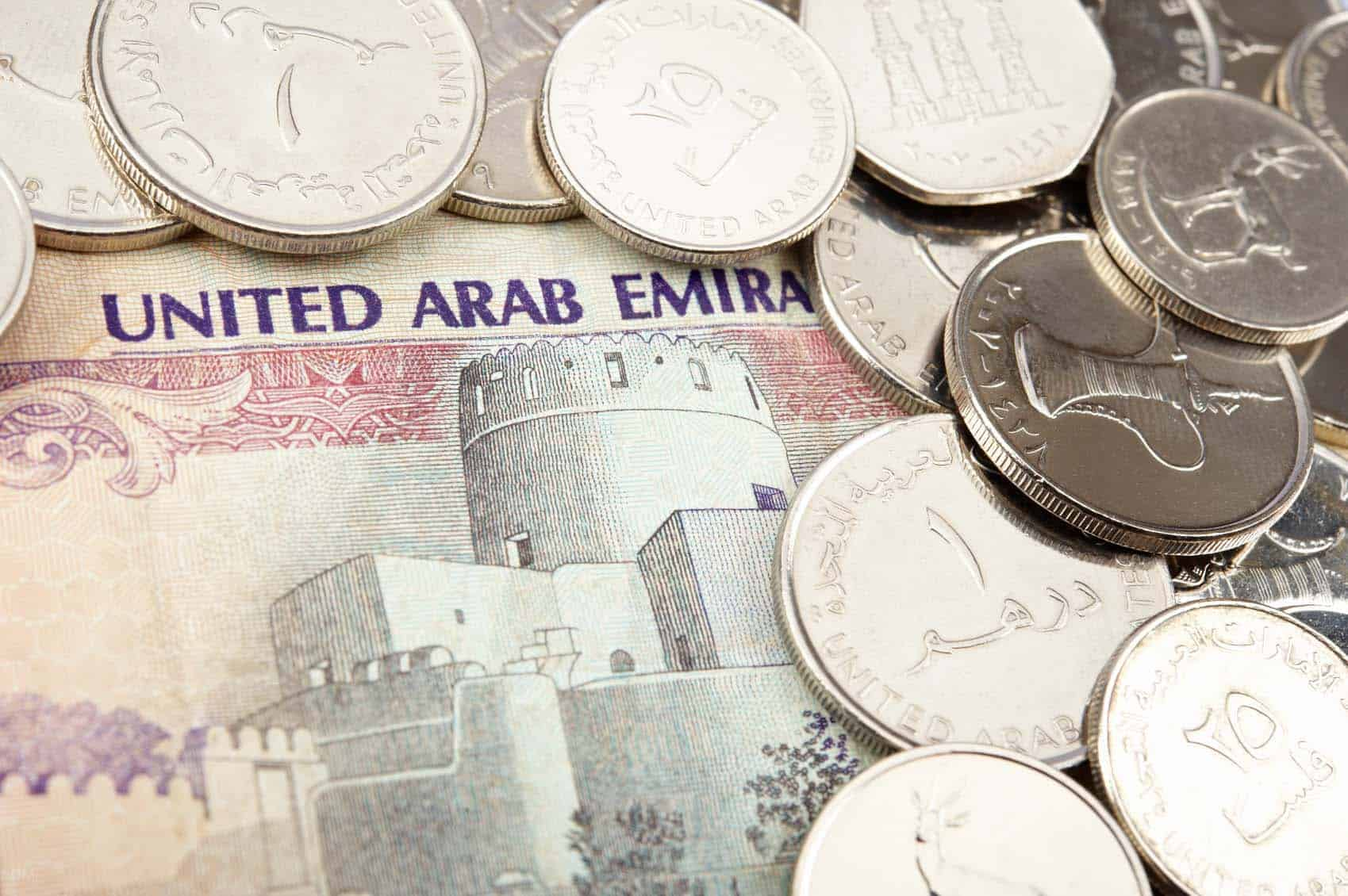 Dubai Currency Banks And Money