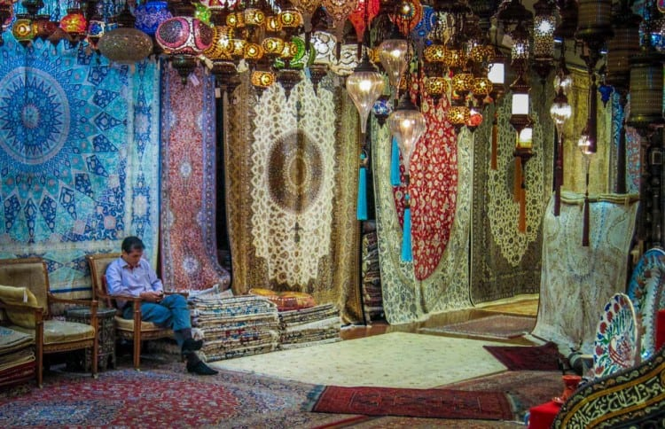 Persian Carpet House, Mall of the Emirates