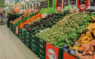 Vegetables, Carrefour