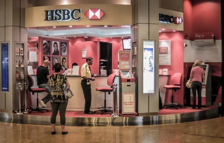 HSBC, Mall of the Emirates