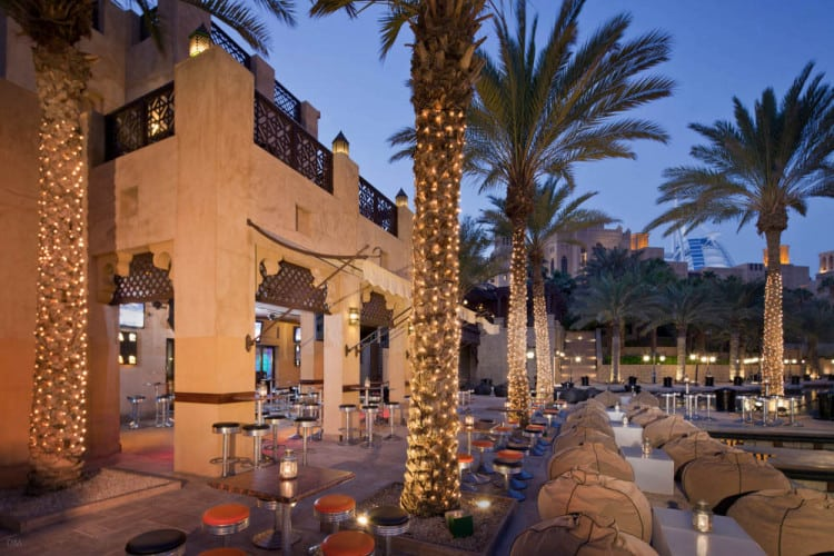 BarZar at Souk Madinat Jumeirah in Dubai