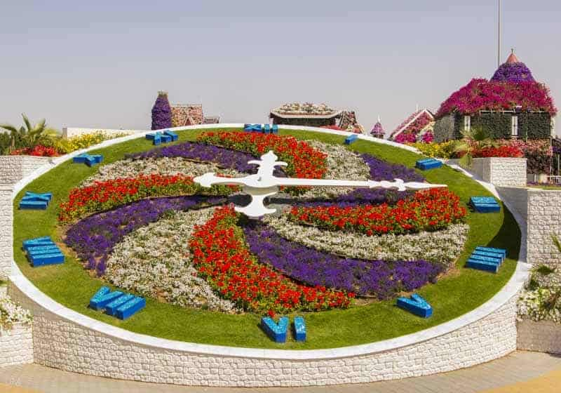 Dubai Time Now - Local Time - Time Difference