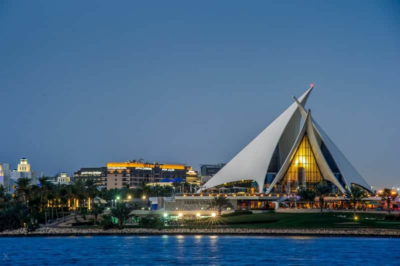 Dubai Creek Golf & Yacht Club, near Garhoud, Dubai